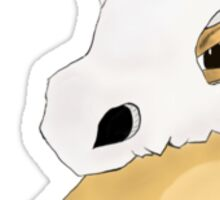 Cubone: the Lonely Pocket Monster Sticker