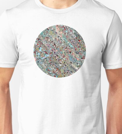 Abstract Digital Doodle Unisex T-Shirt