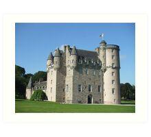 Castle Fraser Art Print