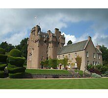 Crathes Castle Photographic Print