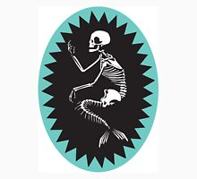 Mermaid Skeleton Unisex T-Shirt