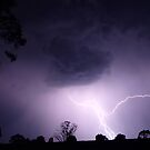 Lightning (2) by Clive