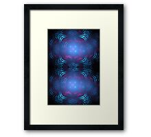 Just a thought Framed Print