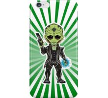 Thane Krios Chibi iPhone Case/Skin