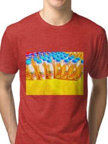 Milk bottles Tri-blend T-Shirt