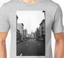 Down the Street Unisex T-Shirt