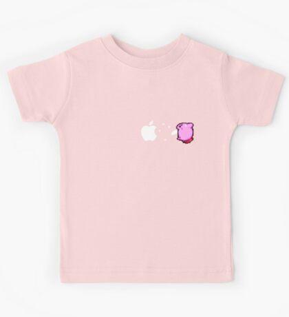 Kirby Apple Kids Tee