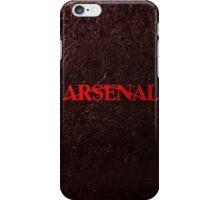 Arrows Arsenal iPhone Case/Skin