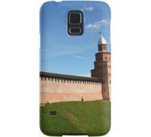 fortress wall of the Novgorod Kremlin Samsung Galaxy Case/Skin