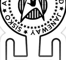 Captains Sticker