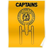 Captains Poster