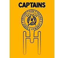 Captains Photographic Print