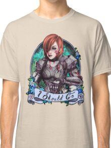 I Should Go (color) Classic T-Shirt