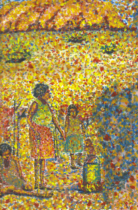 aborigine group by George Coombs