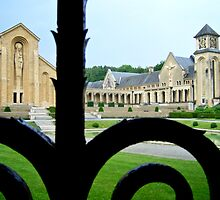 Abbaye d'Orval by Amy Dokken