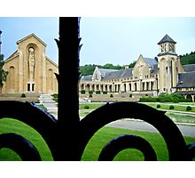 Abbaye d'Orval Photographic Print