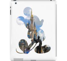 Disney World Mickey iPad Case/Skin