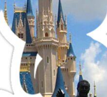 Disney World Mickey Sticker