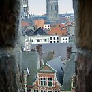 Ghent Castle by Amy Dokken