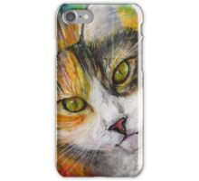 Cat Gracie iPhone Case/Skin