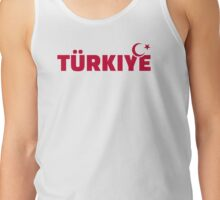 Türkiye turkey Tank Top