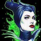 Maleficent by marlene freimanis