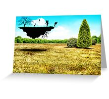 Fantaisie Greeting Card