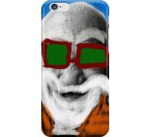Master Roshi iPhone Case/Skin