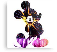 Disneyland Mickey Metal Print