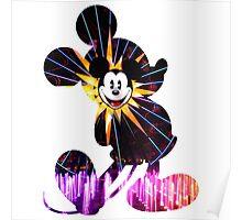 Disneyland Mickey Poster