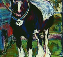 Shire Horse 2 by helikettle