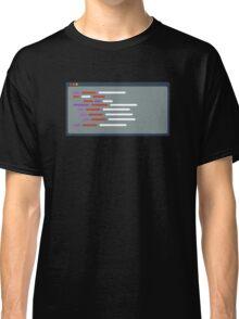 Code everywhere Classic T-Shirt