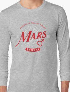 Vintage Mars Long Sleeve T-Shirt