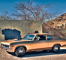 1969 Nova SS by Chad Foreman