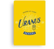 Vintage Uranus Canvas Print