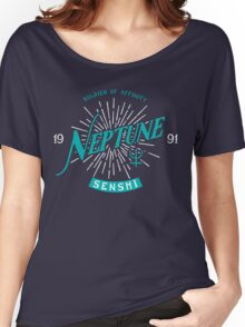 Vintage Neptune Women's Relaxed Fit T-Shirt