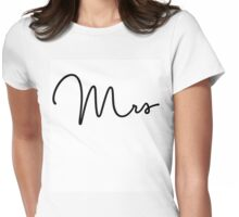 MRS GRAPHIC Womens Fitted T-Shirt