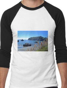 Oceanside Men's Baseball ¾ T-Shirt