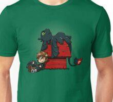 Dragon Peanuts Unisex T-Shirt