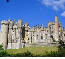 Arundel Castle by DTphotography Dave & Tatiana