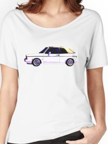 VW MK1 Golf GTi Women's Relaxed Fit T-Shirt