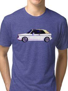 VW MK1 Golf GTi Tri-blend T-Shirt