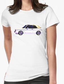 VW MK1 Golf GTi Womens Fitted T-Shirt