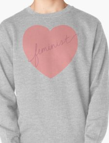 Feminist Heart (Pink) T-Shirt