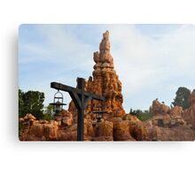 The Wildest Ride in the Wilderness Metal Print