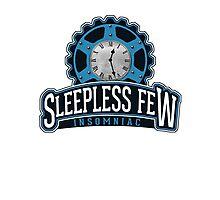 Sleepless Few - Insomniac Photographic Print