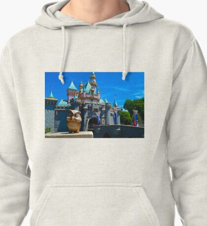 Sleeping Beauty's Castle Pullover Hoodie