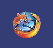 Firefox IE Logo Tee Unisex T-Shirt