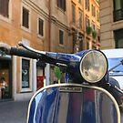 Italian Scooter by naffarts