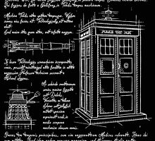 Tardis Plan by theduc